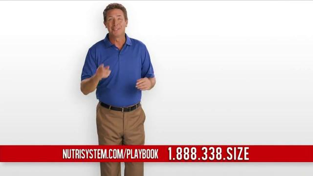 Nutrisystem Fast 5 TV Spot, 'Huddle Up' Featuring Dan Marino thumbnail