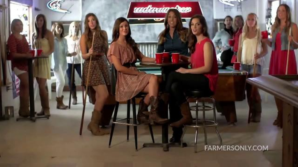 Country dating site commercial