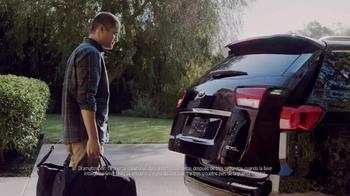 2015 Kia Sedona TV Spot, 'Estilo: Sofisticado' [Spanish] thumbnail