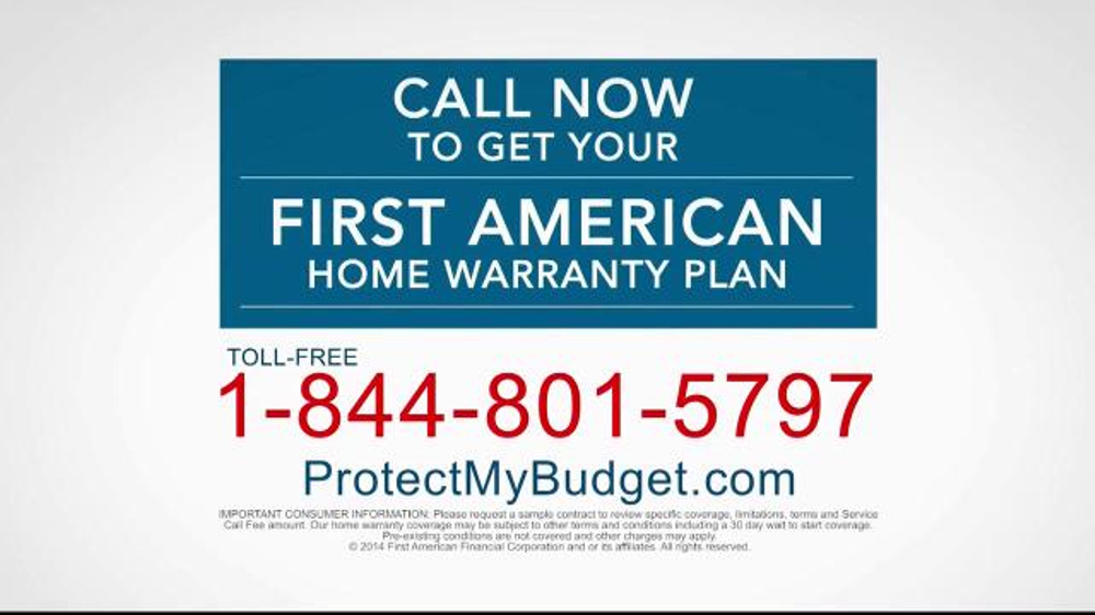 First American Home Buyers Protection Insurance