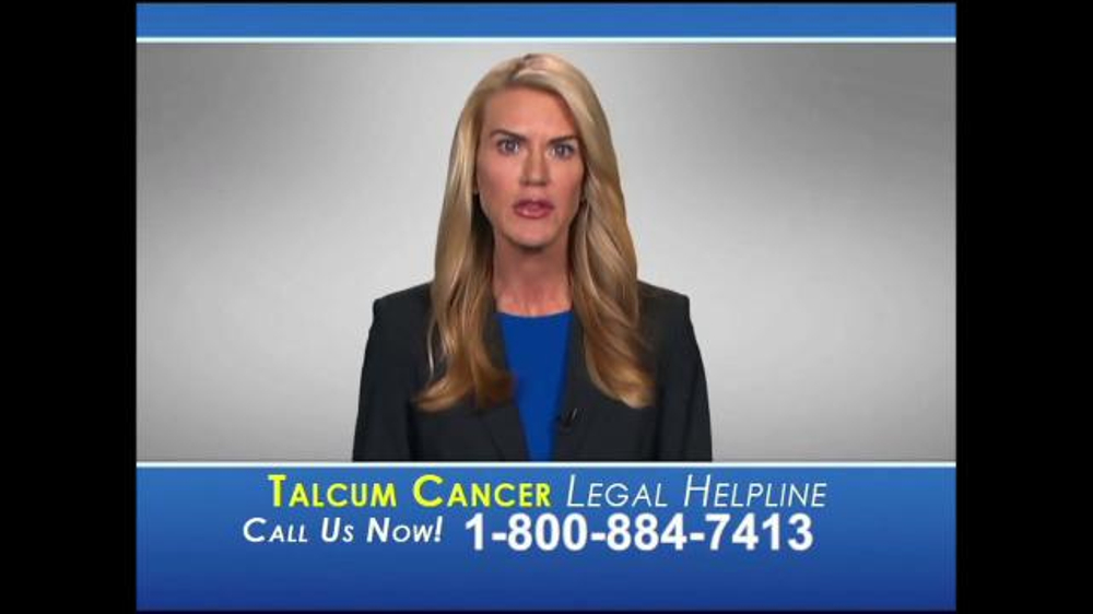 Pulaski Law Firm >> Hughes & Coleman TV Spot, 'Talcum Cancer' - iSpot.tv