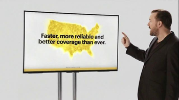 Verizon: A Better Network as Explained by Ricky Gervais, Part Two
