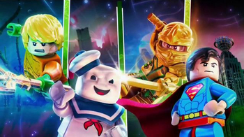 Warner Bros. Games: LEGO Dimensions: Build It, Mash It, Solve It!