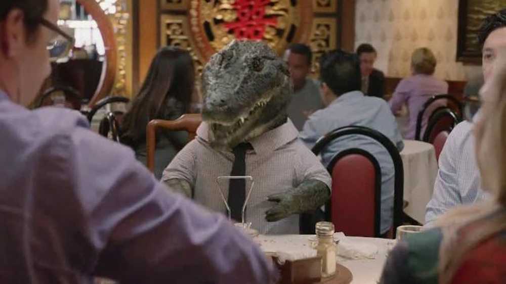 Geico Tv Spot Alligator Arms It S What You Do Ispot Tv