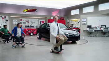 Honda: Dream Garage Sales Event: Startup