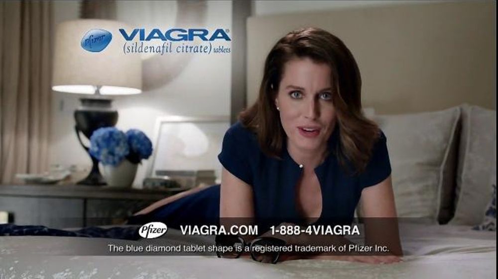 Viagra tv spot red convertible screenshot 9