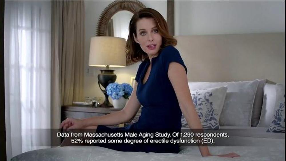 Viagra ad models
