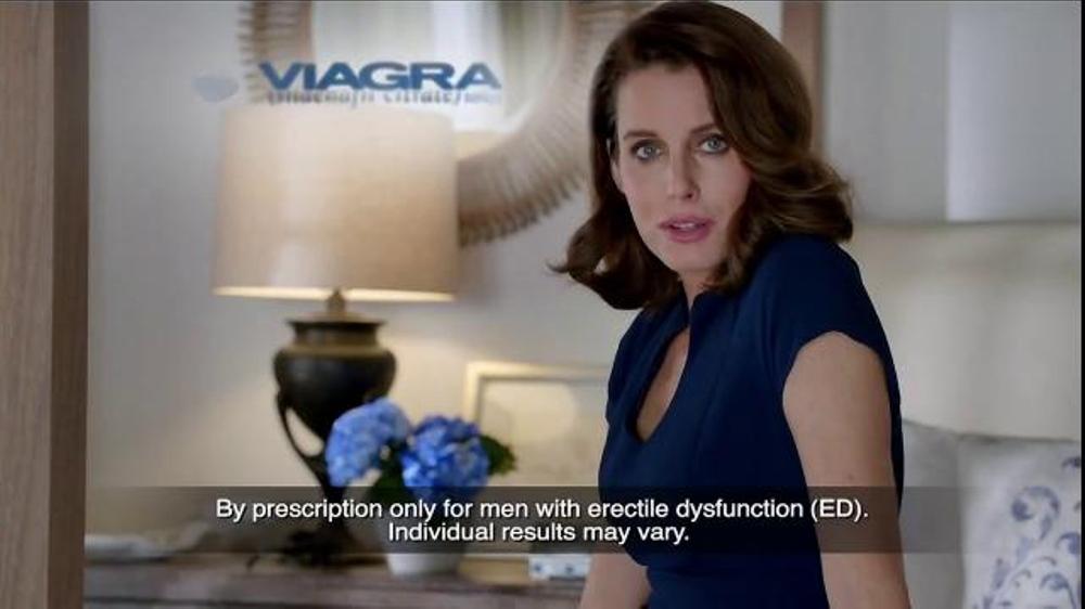 Viagra ad actress