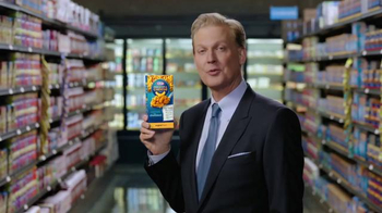 Kraft Macaroni & Cheese: It's Changed, But It Hasn't: Craig Kilborn