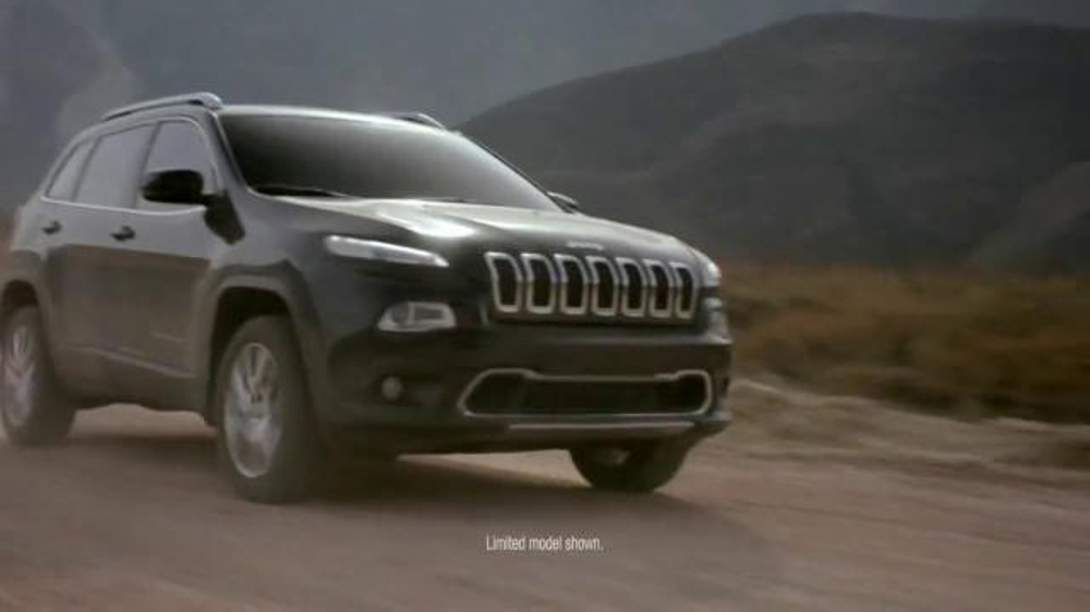 Who Is The Voice Of The New Jeep Grand Cherokee Commercial