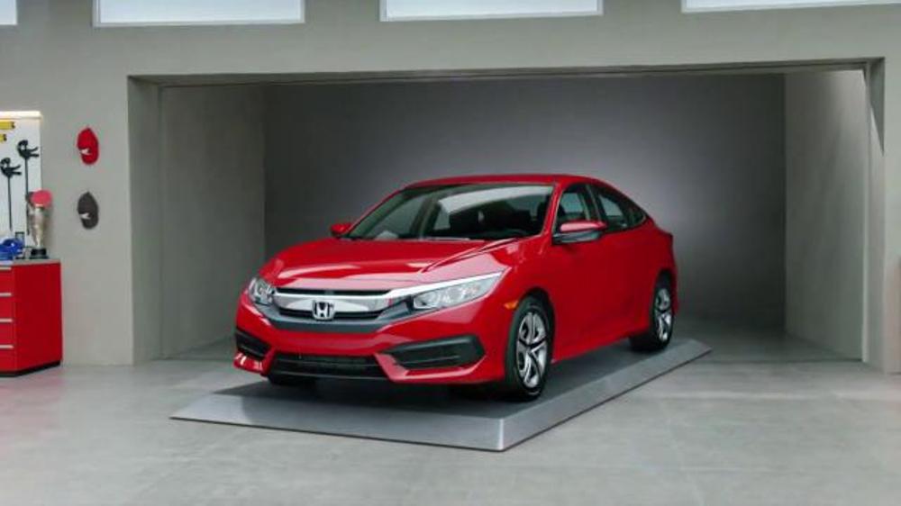 Eden Auto Sales >> Honda Dream Garage Sales Event TV Spot, 'Many Uses' - iSpot.tv