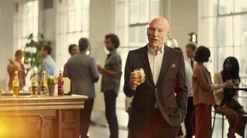 Strongbow: Award: Original: Patrick Stewart