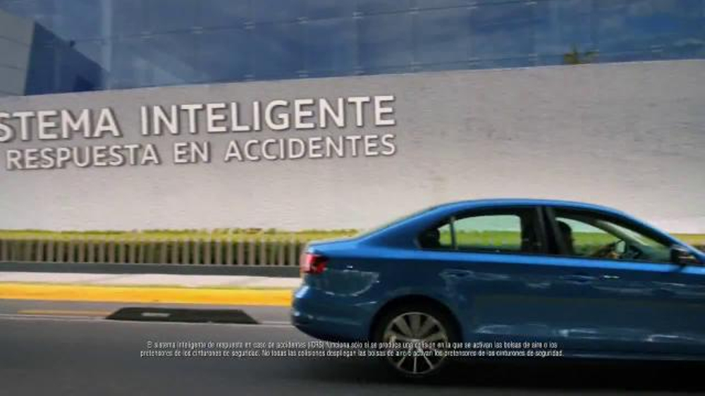Volkswagen Evento Safety In Numbers Tv Spot No Paren