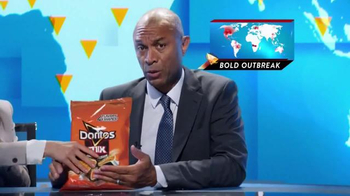 Doritos: Worldwide Bold Outbreak