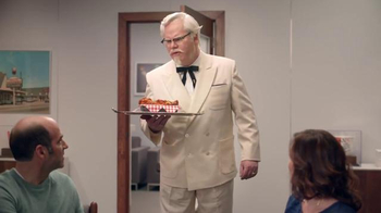 KFC: Strike: Jim Gaffigan