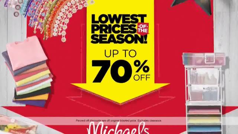 michaels prices