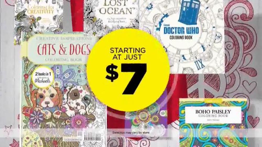 Michaels Lowest Prices Of The Season Sale Tv Spot Canvas