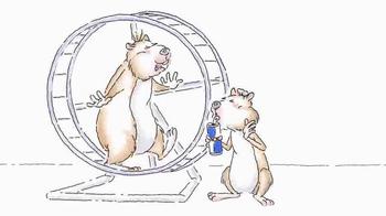 Red Bull: Hamster Wheel