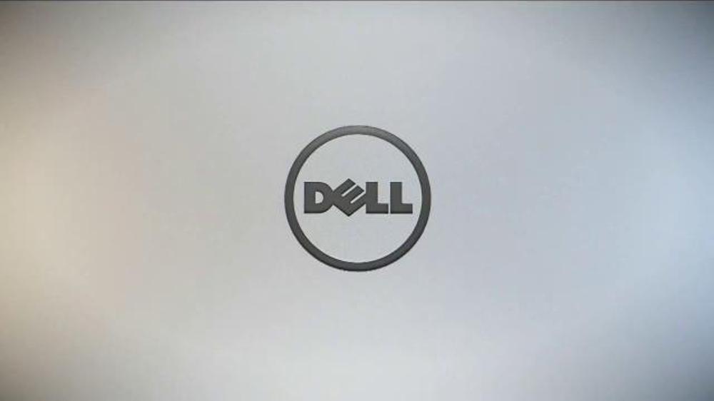 Dell xps 13 tv spot weightless borderless limitless screenshot