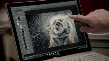 Microsoft Surface: Photographer Tim Flach Discovers the Power of the Surface Book