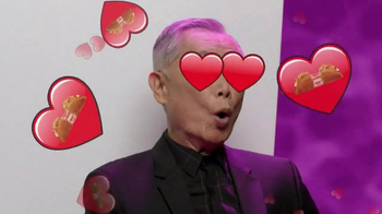 Taco Bell: The Internet Is Talking: George Takei