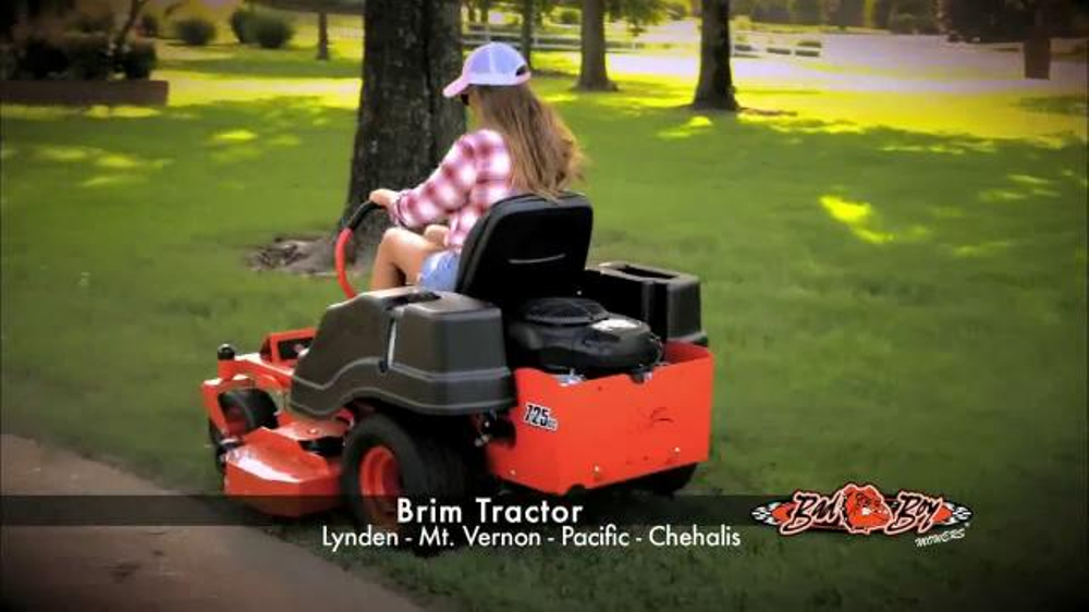Bad boy mowers tv spot favorite time of the year time for a bad boy