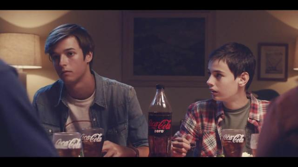 an analysis of coca colas commercial brotherly love Coke will unite coca-cola, diet coca-cola, coca-cola zero we want to help remind people why they love the product as much as they love the brand.