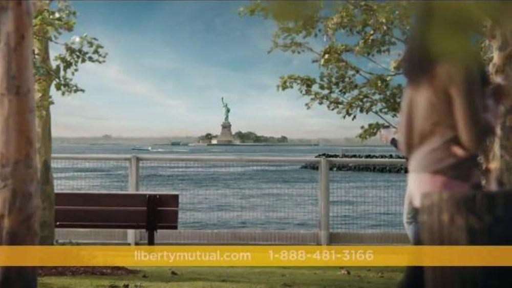 Liberty mutual tv spot research screenshot 1