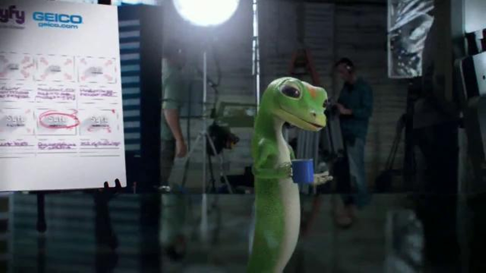 geico tv spot syfy network directing the logo ispottv