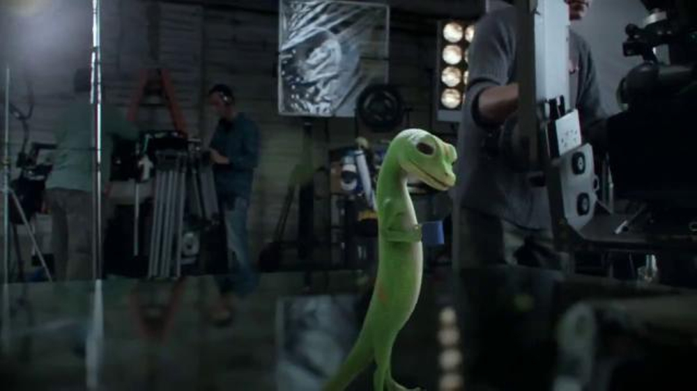 Geico Roadside Assistance >> GEICO TV Spot, 'Syfy Network: Directing the Logo' - iSpot.tv