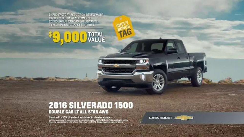 Chevrolet Commercial Song >> 2016 Chevrolet Silverado 1500 TV Spot, 'Circular Saw' - iSpot.tv