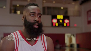 BBVA Compass: Work to Your Strengths: James Harden