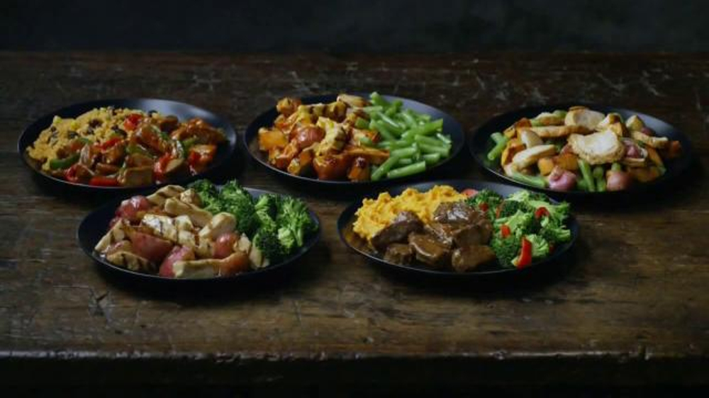 Stouffer39;s Fit Kitchen Meals TV Spot, 39;Welcome39;  Screenshot 9