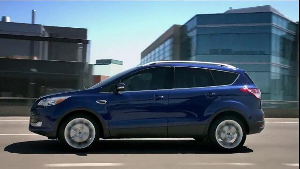 2016 Ford Escape TV Spot, 'Unstoppable' - iSpot.tv