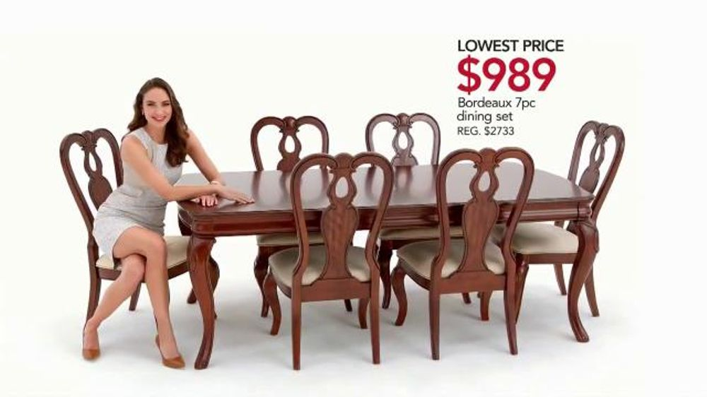 Macy s Spring Furniture Sale TV Spot Sectionals iSpot