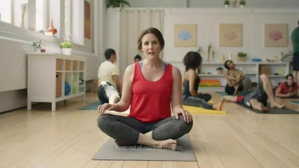 tide  downy odor defense collection tv spot yoga