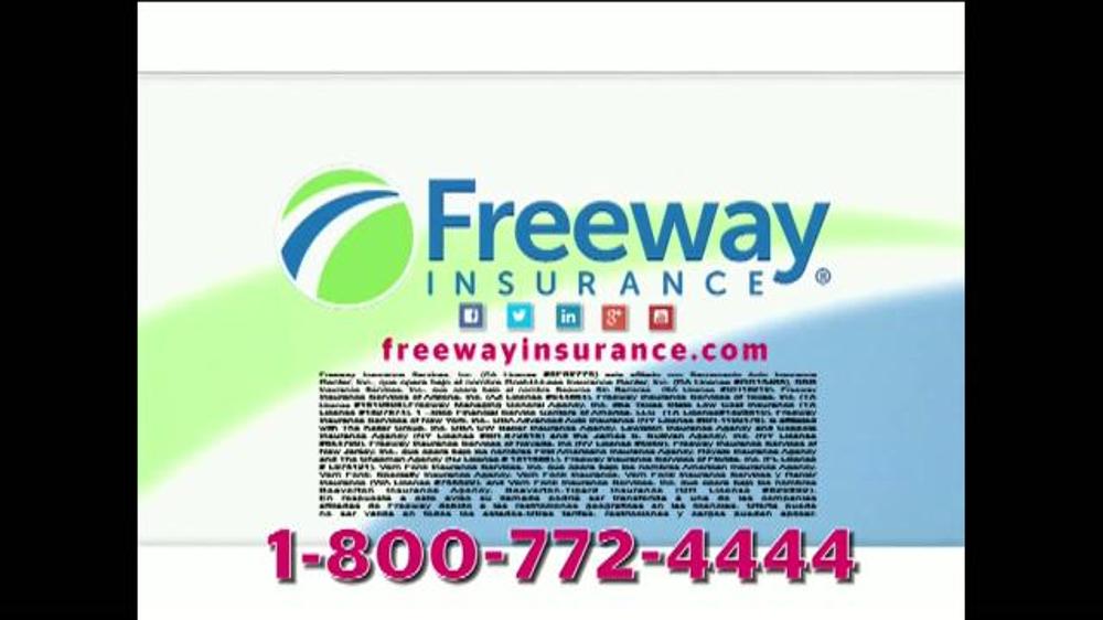 Freeway Insurance Tv Spot Una Realidad Spanish Ispot Tv