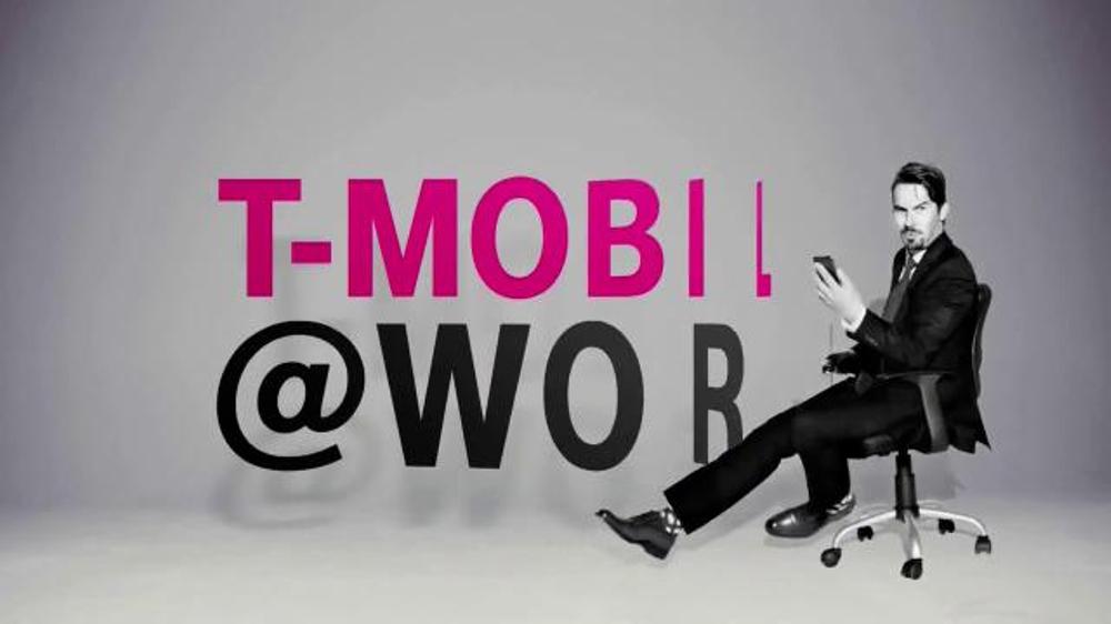 t mobile tv spot 39 do more for your business 39. Black Bedroom Furniture Sets. Home Design Ideas