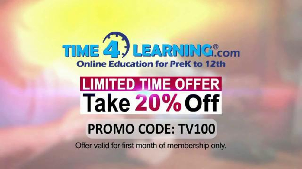 Time4learning coupon code