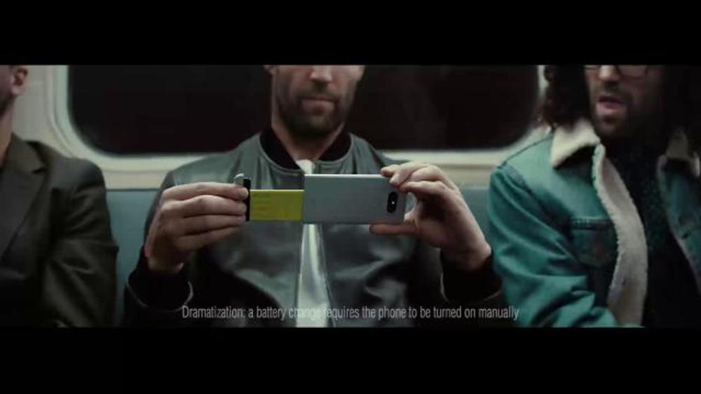 LG G5 TV Spot, 'World of Play' Featuring Jason Statham ...