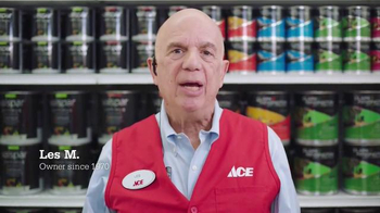 ACE Hardware: Everyday Color Samples