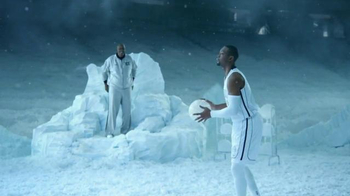 Gatorade: Play Cool: Dwyane Wade, George Gervin
