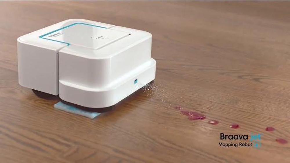 Irobot Tv Spot Vacuum And Mop Ispot Tv
