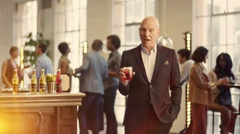 Strongbow: Acting: Patrick Stewart