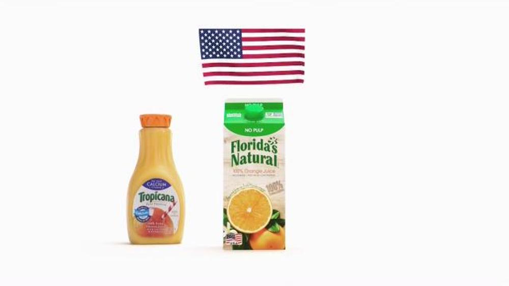 Floridas Natural Orange Juice TV Commercial, West 76th