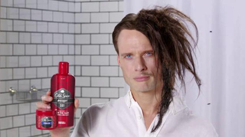 Old Spice Hair Care: Half and Half