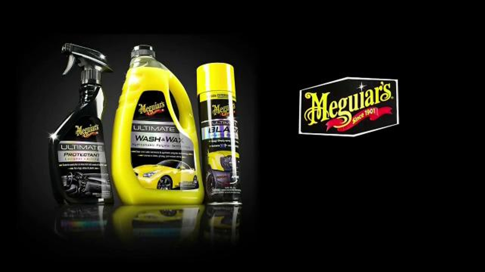 meguiar 39 s ultimate quik detailer tv spot 39 umbrella. Black Bedroom Furniture Sets. Home Design Ideas