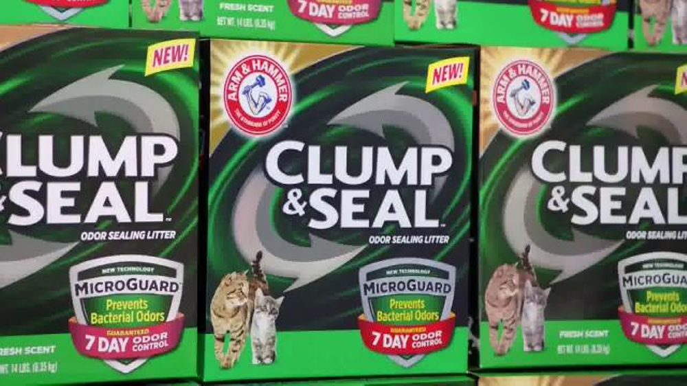 Clump And Seal Cat Litter Microguard I Spot