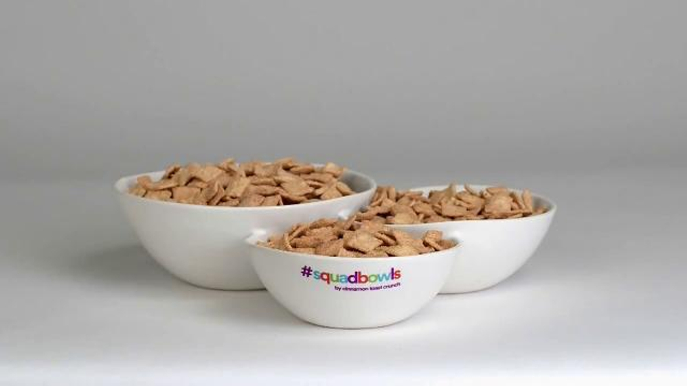 how lily ate a big bowl of cinnamon toast crunch Cinnamon crunch chickpeas she likened them to cinnamon toast crunch cereal and i used to love mix together the cinnamon and sugar in a small bowl and set.
