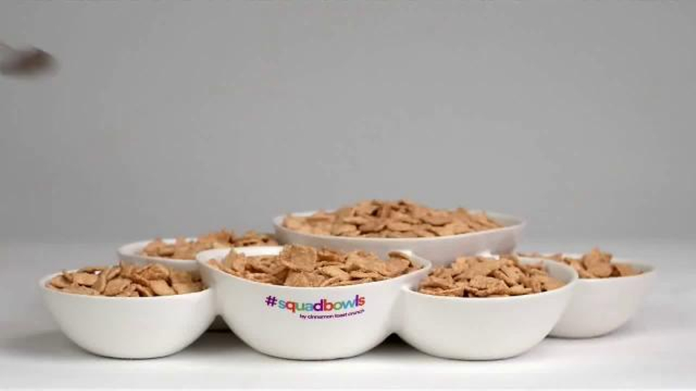 how lily ate a big bowl of cinnamon toast crunch Paired with a cream cheese frosting and cinnamon toast crunch in a medium bowl, whisk flour, baking powder, cinnamon and then my husband and i eat the.